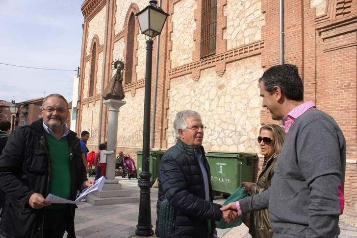 """Lorenzo Robisco: """"El Partido Popular no va a consentir que Page juegue con la salud de los castellano-manchegos"""""""