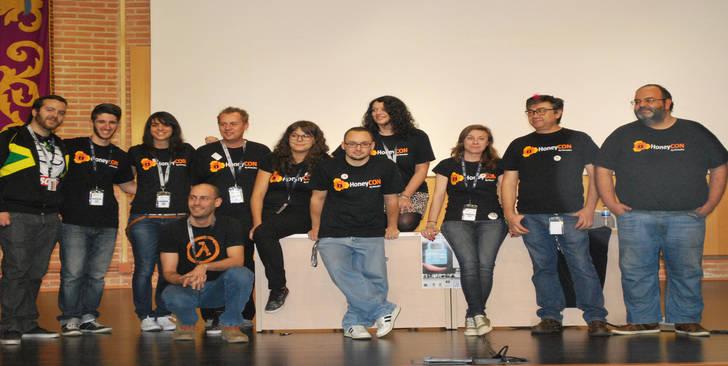 Trescientas personas de toda España participan en la I Conferencia de Seguridad Informática Ciudad de Guadalajara