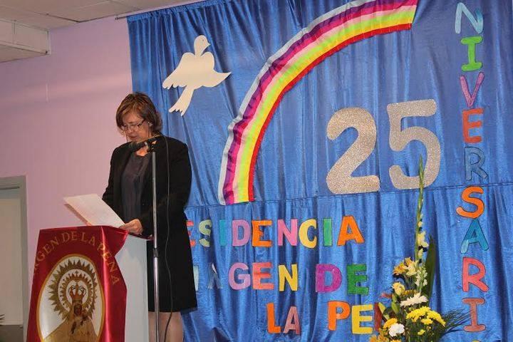 La Residencia de Mayores Virgen de la Peña de Brihuega celebra su 25 aniversario
