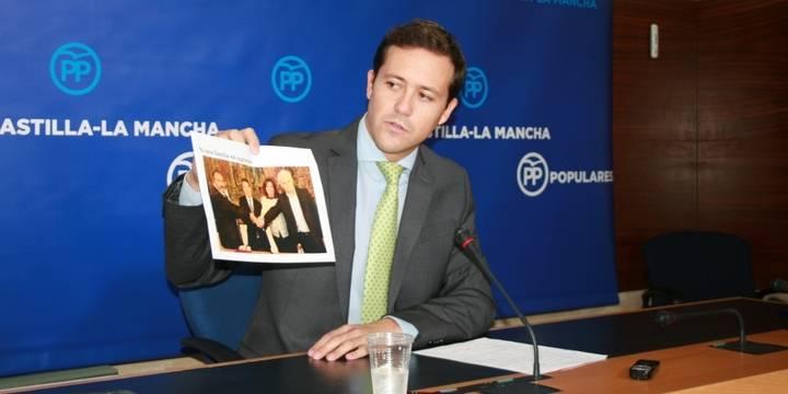 """Velázquez denuncia """"la política de enchufismo"""" practicada por Page y los sindicatos en la región"""