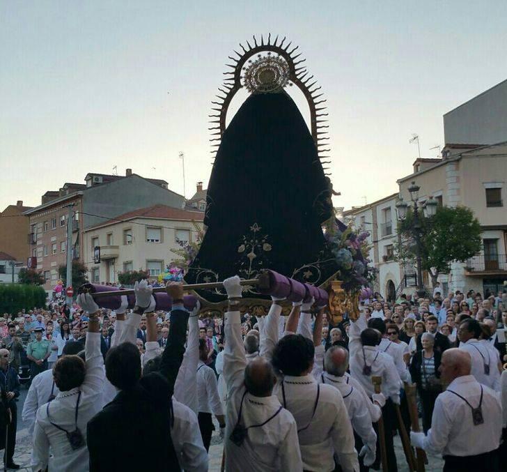 Fiestas en honor a la Virgen de la Soledad, por mucho que les pese a los socialistas