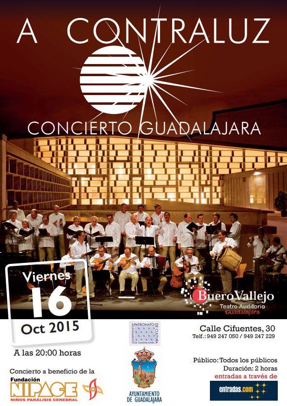 El grupo A Contraluz ofrece un concierto a beneficio de la Fundación Nipace