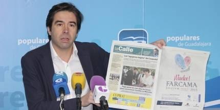 """Robisco denuncia que """"el panfleto socialista La Calle"""" lleva en su último número """"un anuncio a toda página pagado por el Gobierno de Page"""""""