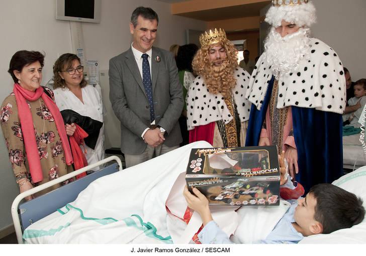 El Hospital de Guadalajara celebra su tradicional Festival Infantil