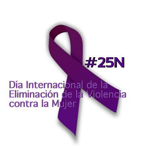 Manifiesto con motivo del Día Internacional contra la Violencia hacia las mujeres