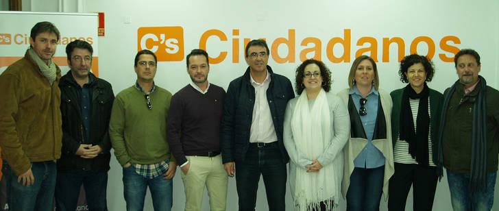 David Espinosa, elegido Coordinador de la Agrupación Local de Ciudadanos Alovera