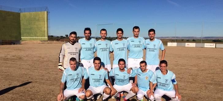 El CDE Villa de Quer golea al Jadraque (6-1)