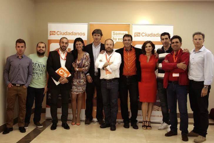 Presentada ante la Junta Electoral la candidatura de Ciudadanos (C's) Guadalajara encabezada por Orlena de Miguel
