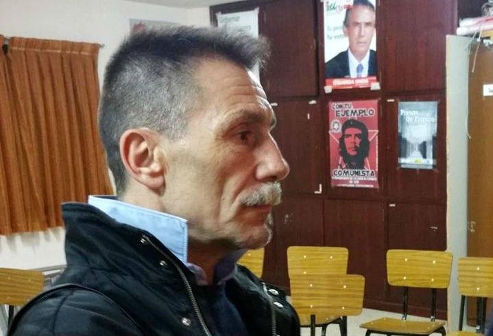 Gregorio Matesanz Vallejo, nuevo Coordinador Local de Izquierda Unida en Azuqueca de Henares