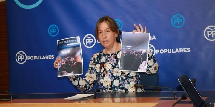 """Guarinos denuncia que """"Page está destruyendo la sanidad pública para priorizar la sanidad privada"""""""