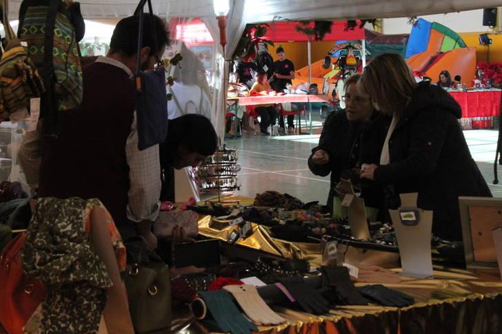Balance muy satisfactorio de la I Feria del Pequeño Comercio de Cabanillas
