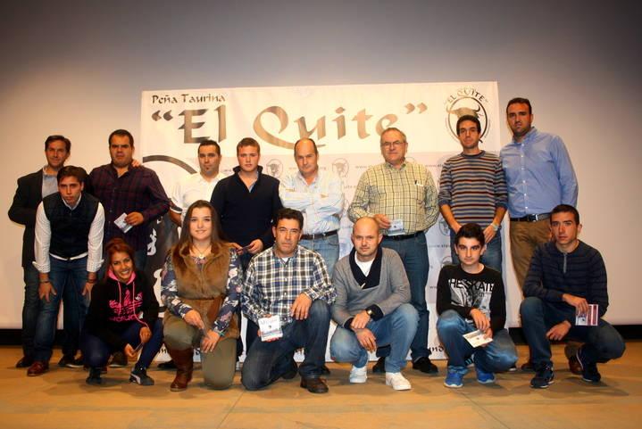 La Peña Taurina El Quite de Yunquera entregó los premios de su XII Concurso de Fotografía Taurina