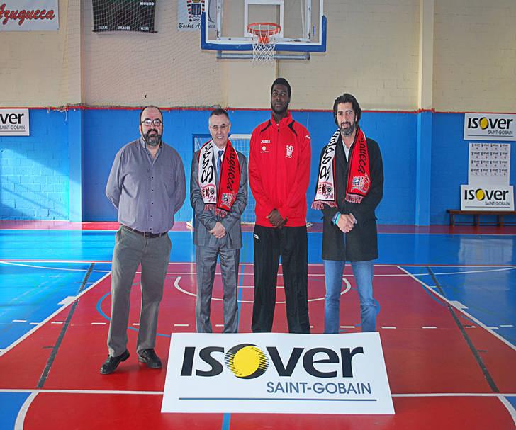 El Ala Pivot Americano Faronte Drakeford llega al Basket Azuqueca de la mano de Isover Saint Gobain
