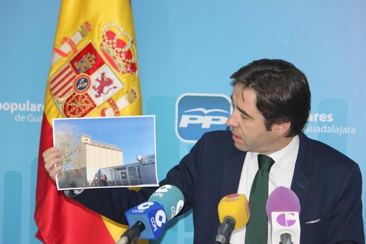 """Robisco denuncia que """"el Ayuntamiento de Azuqueca y el propio Page"""" no hayan dado la cara en el """"gravísimo"""" asunto del niño de 2 años que se escapó de una guardería"""