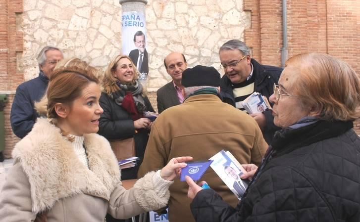 """Juan Pablo Sánchez: """"El ahorro en las administraciones públicas ha servido para dedicar más recursos para asegurar las pensiones, crear empleo y bajar los impuestos"""""""