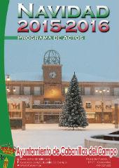 Ya hay programa para la Navidad 2015 en Cabanillas