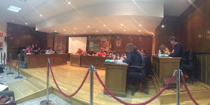 Alovera aprueba la actuación urgente en el mantenimiento de una de sus principales avenidas a propuesta de Ciudadanos