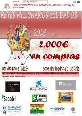 FCG vuelve a poner en marcha su campaña Rayes Millonarios Solidarios 2015