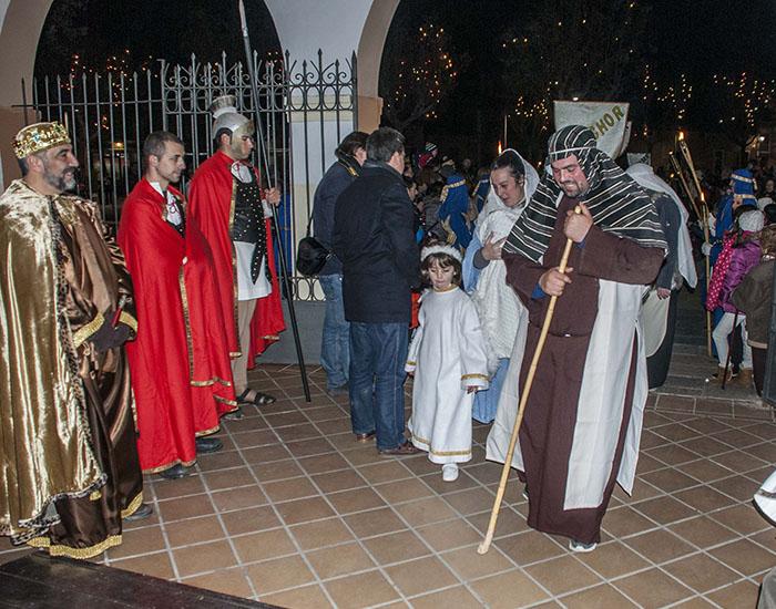 La Navidad regresa a Marchamalo en un ambiente solidario y tradicional