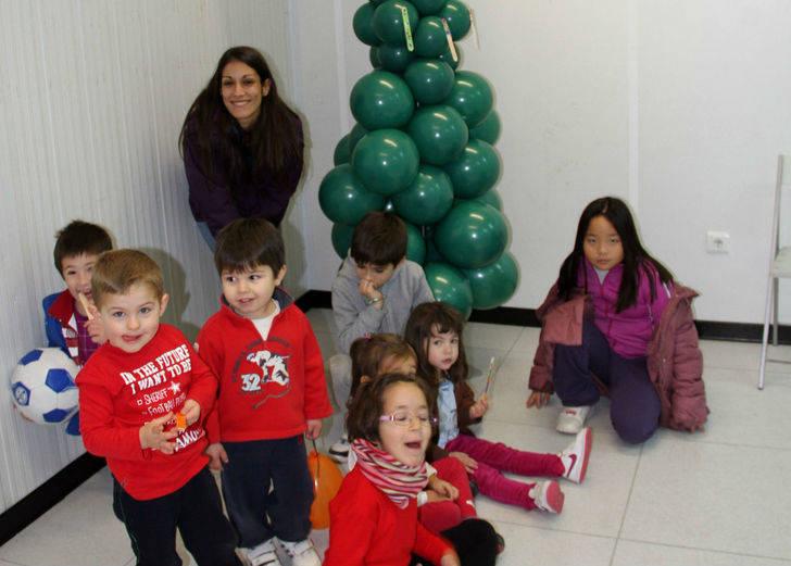 Abierto el plazo de inscripción en el Campamento Urbano de Navidad bilingüe