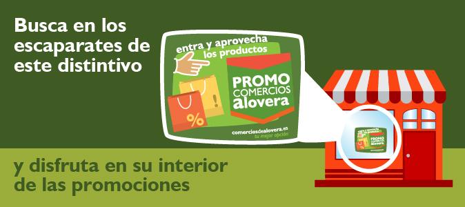 Más de 25 comercios inician la campaña PROMOALOVERA