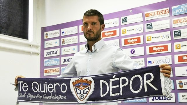 Quini Álvarez deja de ser el director deportivo del CD Guadalajara