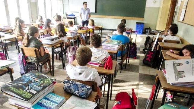 ANPE denuncia que Educación no ha reducido las ratios máximas de alumnos por aula
