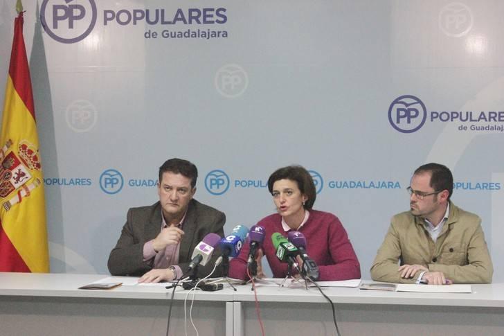 Los concejales del PP en Brihuega, Trillo, Torija y Cifuentes van a presentar una moción para que sus ayuntamientos se adhieran al proyecto que la Diputación está elaborando para conmemorar el Centenario de Cela