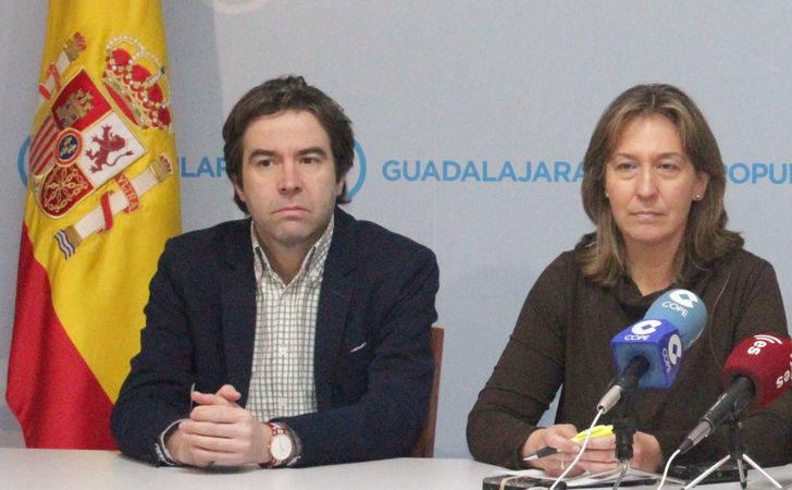 Guarinos y Robisco reclaman a Page un plan especial para Molina de Aragón y otro para Sigüenza