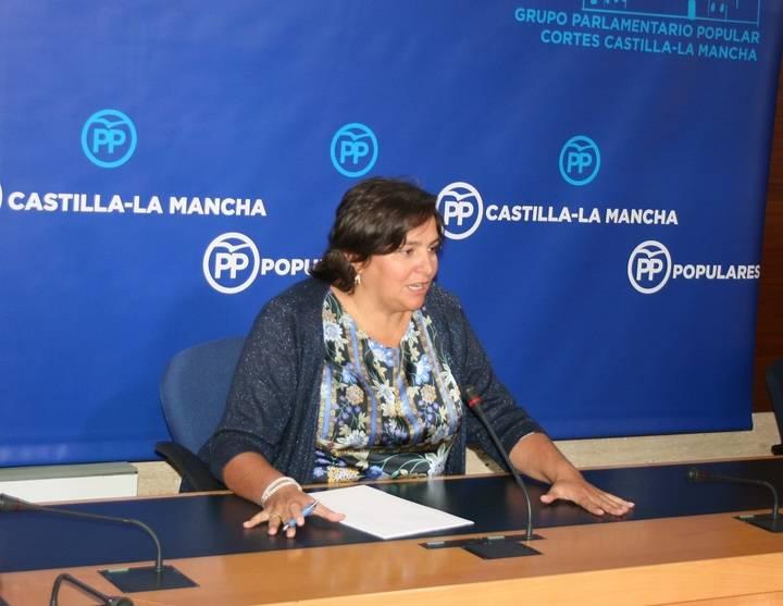 """Arnedo: """"Los que arruinaron Castilla-La Mancha son ahora los altos cargos del gobierno de Page"""""""