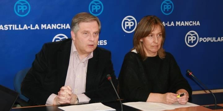 """El PP anuncia acciones legales contra Page por sus """"declaraciones injuriosas"""""""