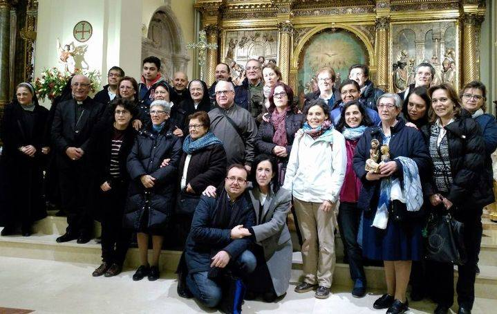 Las Hijas de la Caridad se marchan de la Diócesis de Sigüenza-Guadalajara