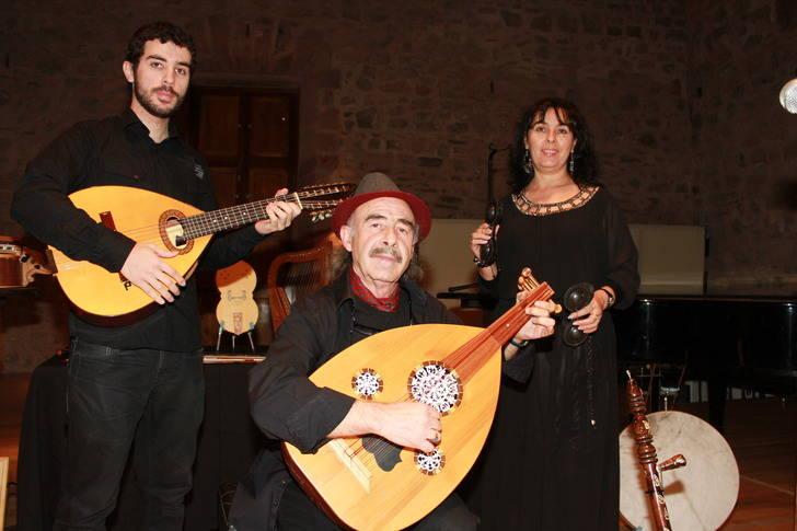 Música medieval, y solidaria, en favor de UNICEF en Sigüenza