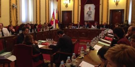 La capital aprueba su Presupuesto Municipal para el año 2016