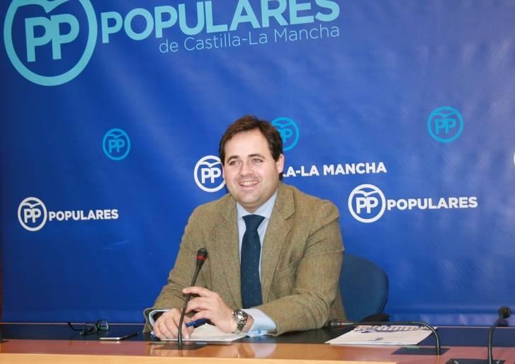 """Núñez: """"La gestión de Page sobre el brote de legionela en Manzanares no puede ser peor y por ello exigimos responsabilidades"""""""