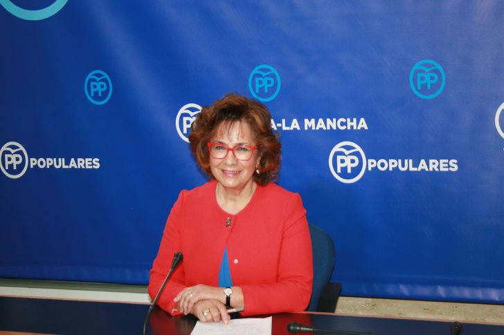 """Riolobos resalta la preocupación del PP ante la """"estampida de empresas de Castilla-La Mancha por miedo al Gobierno populista de PSOE-Podemos"""""""