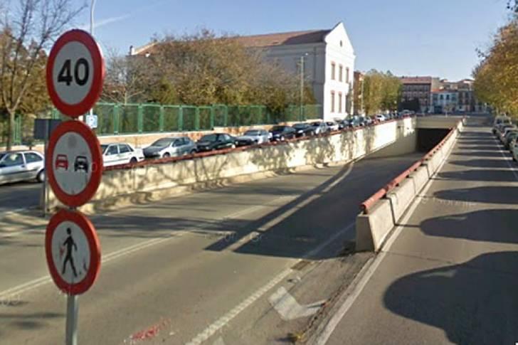 AVISO : Este domingo domingo, 17 de enero, permanecerá cortado al tráfico el túnel de Aguas Vivas