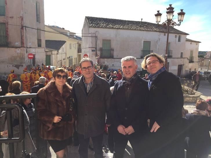 Albalate de Zorita celebra la festividad de San Blas