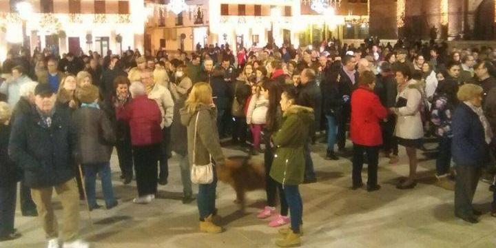 """El PP asegura que """"la indignación ciudadana es tal que Page comienza a ser persona 'non grata' en Manzanares"""""""