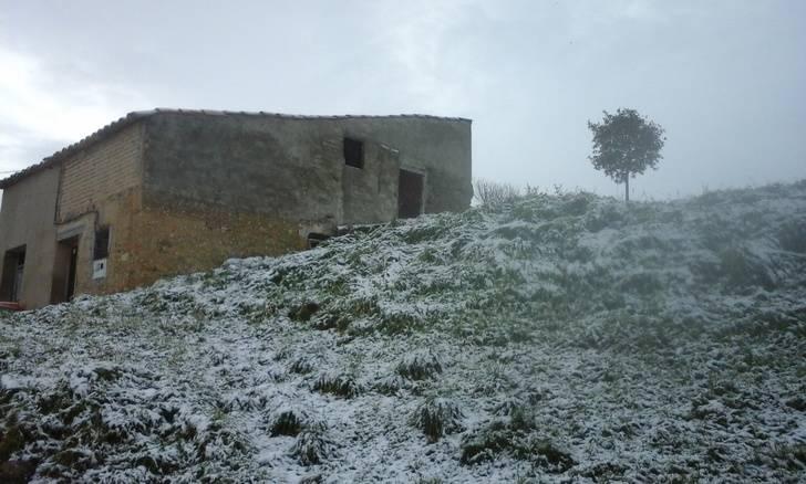 Guadalajara, en alerta este lunes por nieve