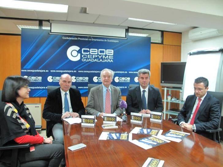 CEOE-CEPYME Guadalajara presenta la novena edición de la guía de empresas de Socio a Socio