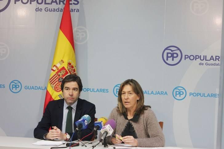 """Guarinos y Robisco: """"Los presupuestos de Page nos suben los impuestos un 12,72% y nos reducen el gasto social un 16%"""""""