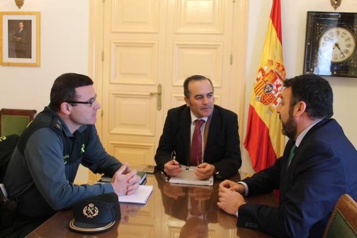 Gregorio se reúne con el alcalde de Azuqueca de Henares para analizar y valorar la situación de seguridad en la localidad