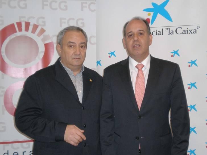 FCG firma un convenio de colaboración con Caixabank SA