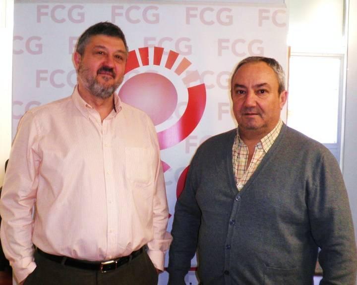 FCG firma un convenio de colaboración con Infodasa y Jal2000