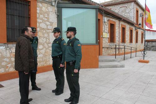 El delegado del Gobierno asegura que la criminalidad en Guadalajara ha descendido en un 4,5%