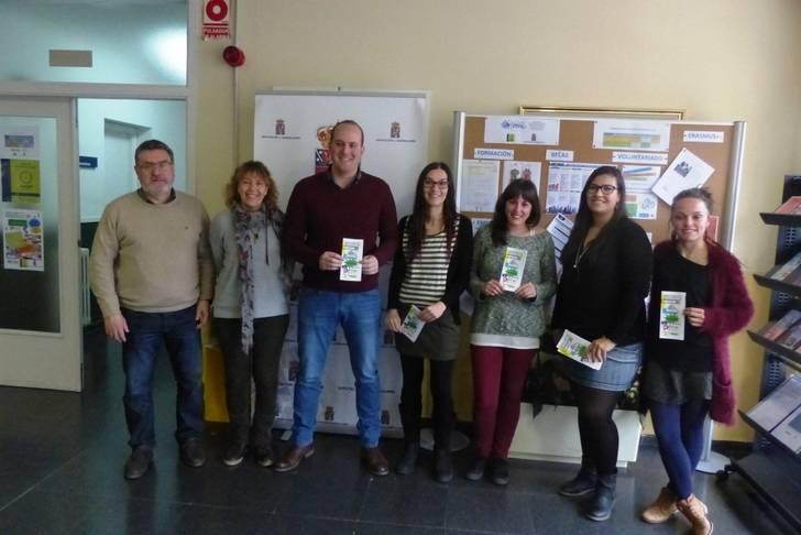 La Diputación pone a disposición de los jóvenes de la provincia un Centro de Información Juvenil