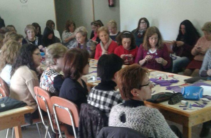 Éxito de participación en la jornada informativa, organizada por los Servicios Sociales y la Asociación de Mujeres de Jadraque