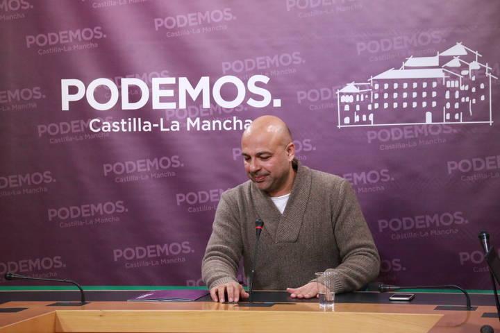 'Ataque de cuernos' de Podemos Castilla-La Mancha por el pacto Sánchez-Rivera