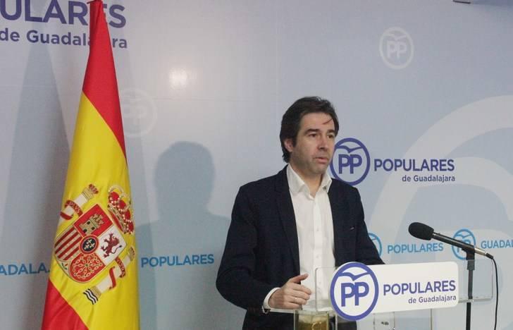 """Robisco: """"Con Page estamos peor, la gente tiene miedo, los empresarios se asustan y nadie invierte en Castilla-La Mancha"""""""